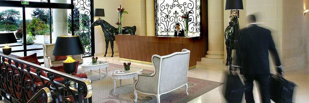 Tiara Château Hotel Mont Royal Chantilly - Hotel pour séminaire et reunion avec location de salle